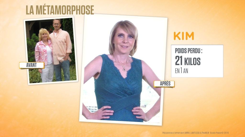 Kim perte de poids slenderiiz